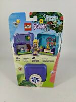 LEGO Friends Jungle Series Stephanie's Jungle Play Cube Building Toy 41435 -New