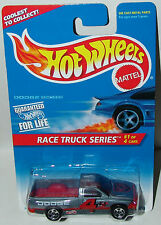 Hot Wheels Race Truck Dodge Ram 1500 MF Gray - Sp5's #380 China 1998