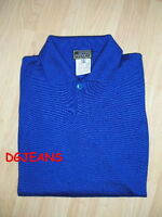 NEW GIANNI VERSACE COUTURE COLLECTION BLUE CASHMERE SILK WOOL SWEATER SZ 48 AUTH