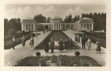 Franzensbad, Natalie-Quelle, alte Foto Ansichtskarte um 1930