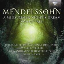 Mendelssohn: Midsummer Night's Dream, New Music