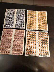 600 Blason Timbres Neuf Sans Charnière   +cadeau