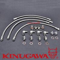 Kinugawa Turbo Water Line For Nissan R32 R33 RB26DETT GT-R w/M12 x 1.5mm Cooling