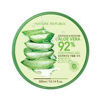 [Nature Republic] Aloe Vera 92% Soothing Gel 300ml