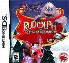 Rudolph the Red-Nosed Reindeer (Nintendo DS, 2010)