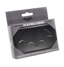 Batman Metal Box Playing Cards