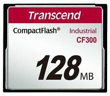 Transcend TS128MCF300 Compact Flash Card