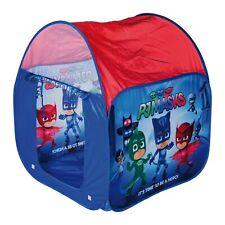 Large Pop Up Tent PJ Masks Kids Children Indoor Outdoor Playhouse Fun Hide Seek