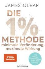 Die 1%-Methode - Minimale Veränderung, maximale Wirkung | James Clear | Buch