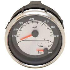 Faria Boat Speedometer / Trim Gauge Gsc056B | Omc J/E Godfrey 4 1/4
