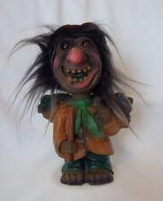 Vintage 1960's HEICO West Germany Nodder Bobble Head Troll Figure - Rare