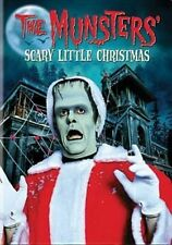 Munsters Scary Little Christmas 0025195015585 DVD Region 1 P H