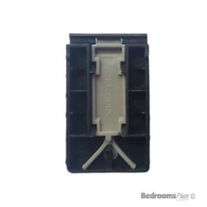 Spacepro Stanley Part 1603Y-1 Top Plastic Insert. Sliding wardrobe door spares