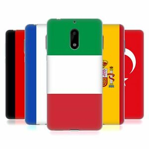 HEAD CASE DESIGNS COUNTRY FLAGS 2 SOFT GEL CASE FOR NOKIA PHONES 1