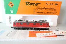 """Roco HO/AC 43938 E - Lok Ae 6/6 BR 11... SBB """" Für Märklin """" (DZ075-55S11/2)"""