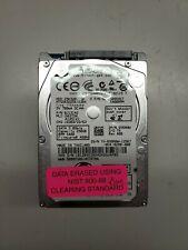 10pcs Mixed Brand Hard Drives 250GB 2.5