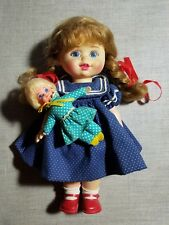 1967 ADORABLE ORIGINAL BUFFY & MRS. BEASLEY DOLL SET (Family Affair TV Show)