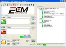 ECM Titanium 1.61 + DRIVERS +Tuning-database-Remap-Files-Original-Stage1-Stage2