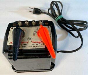 Lionel 1033 Multi-Control 90W Transformer ~ Parts/Repair ~ Free Shipping