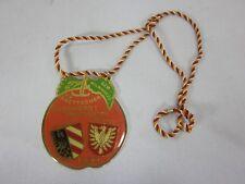 Spielmannszug Milwaukee D'R Brettacher Bernhard Friederike 1990 Nurnberg Medal