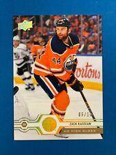 19-20 Upper Deck High Gloss ZACK KASSIAN /10 * Oilers