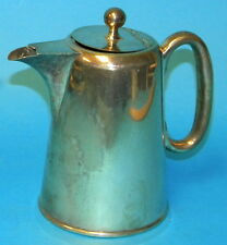 Sheffield Hotel/Railroad Plate Coffee/Tea Pot EPNS 1877-98 two-cup