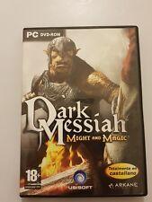 Dark Messiah-Might and Magic para Pc version Española COMPLETO Arkane edicion!