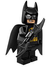 NEW LEGO BATMAN MINIFIG black figure minifigure dark knight 6863 6864 76013