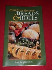 Fresh From The Oven Breads & Rolls Recipe Booklet