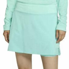 """Nike Dri Fit Flex 15"""" Golf Skirt Skort Mint SMALL Women's AV3651 434"""