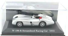 Altaya Mercedes-Benz W 196 R Streamlined Racing Car 1955 1:43