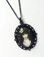Elvira Foto Ciondolo/Collana-Mistress Of The Dark (Gotico, HORROR, GOTICO)