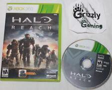 USED Halo Reach Xbox 360 (NTSC) -Canadian Seller-