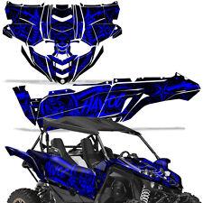 Yamaha YXZ1000R Side by Side Graphic Kit Decal Wrap YXZ 1000 R SXS UTV HAVOC BLU