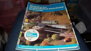 BOOK Modeling the Clinchfield Railroad in N Scale  Odegard, Gordon handbook 13