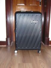 American Tourister 4 Wheels Suitcase 76/28 100l Black With Tag