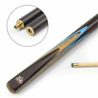10mm Tip Dufferin BLUE DIAMOND 3//4 Jointed Ash Snooker Cue