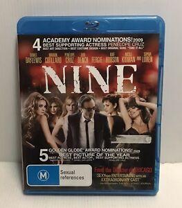 Nine Blu-ray Region-B