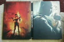 CALL OF DUTY BLACK OPS 2 STEELBOX PS3 GAME WITH BOOKLET BLU-RAY DISC II