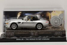BMW Z8 THE WORLD IS NOT ENOUGH JAMES BOND 007 ALTAYA 1/43 NEUF EN BOITE