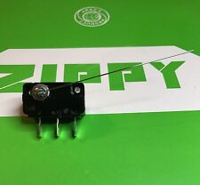 ZIPPY Coin Switch With Straight Long Wire for Arcade Coin Mech