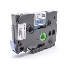 RUBAN CASSETTE 12mm N/B pour Brother P-Touch 1000 / 1000BTS / 1005BTS