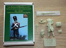NAPOLEON - LES ARMEES DE WATERLOO-1815- HISTOREX -GRENADIER GARDE IMPERIALE-54mm