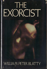 THE EXORCIST-BY WILLIAM PETER BLATTY-1971-!ST/1ST-NICE COLLECTIBLE W/$6.95 DJ!