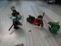 LEGO HarryPotter Quidditch Training (4726)