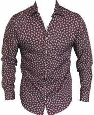 Ben Sherman Slim Fit Geometric Casual Shirts for Men