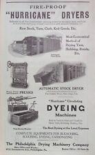 1914 AD(J23)~PHILADELPHIA DRYING MACHINERY CO.