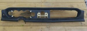 Fiat 124 Spider Black Dashboard 1968-82 Used, Removed from a 78 Spider