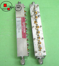 1 Miteq Flt 118883 5845 6430ghz Rf Microwave Cavity Band Pass Filter