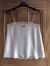 TopShop Women's Lace Vest Top, Strappy, Cami Tops & Shirts